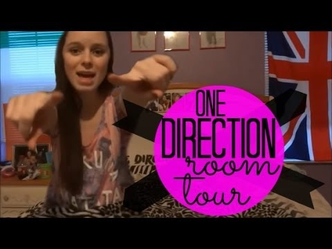 My One Direction Room Tour! | January 2014