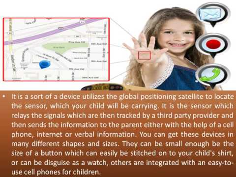 Tracking Device For Children | Child Tracker Device