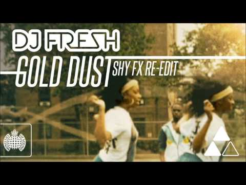 DJ Fresh - Gold Dust [Shy FX Re-Edit]