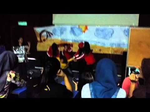Asasi Unimas Intraclass Drama 2014 (LOCUS)