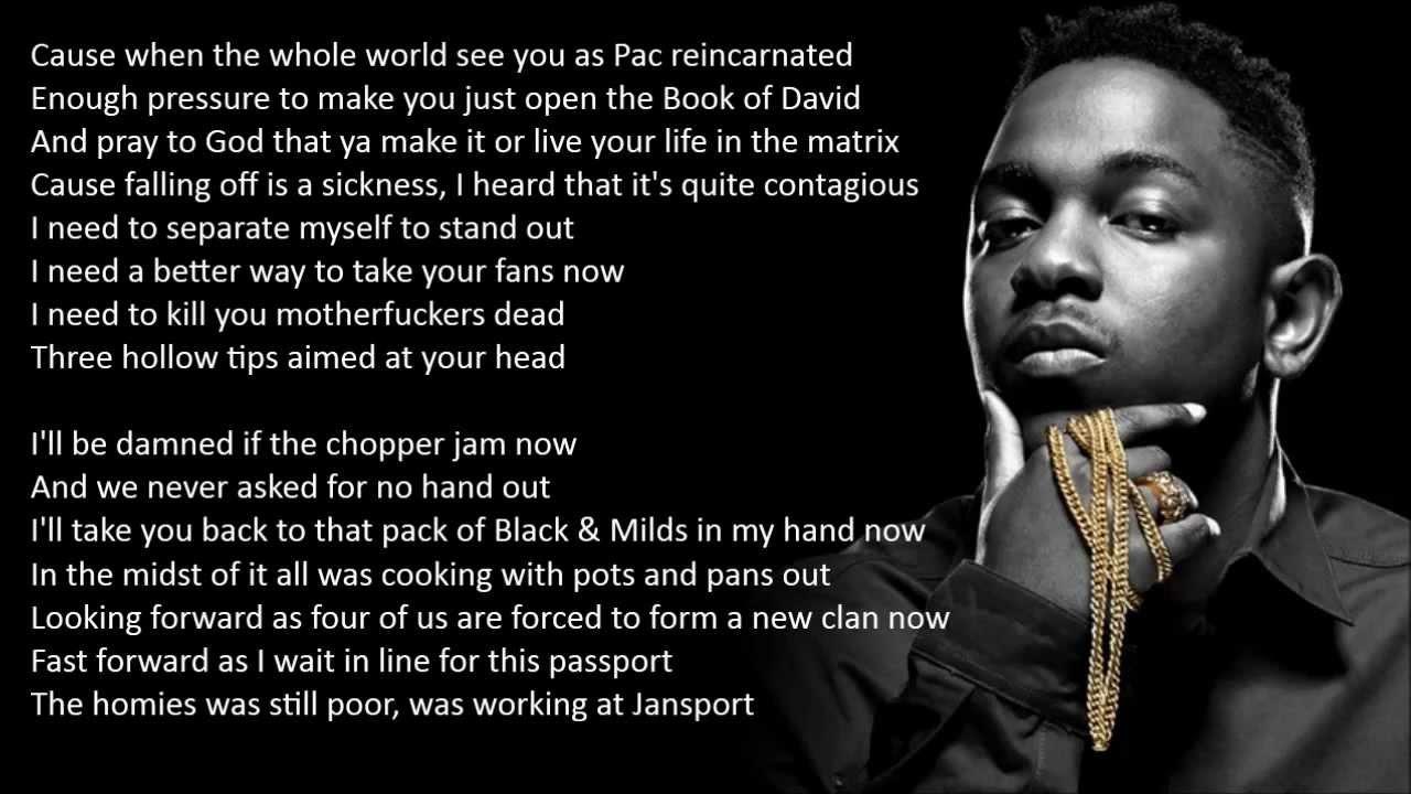 Kendrick Lamar The Vault Vol 4 Download