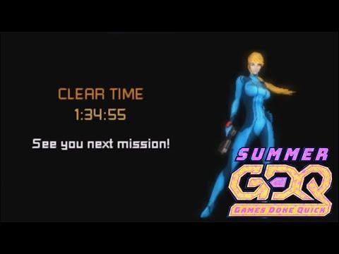Metroid Samus Returns by Mr_Shasta in 1:47:35 - SGDQ2018