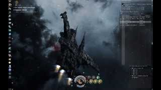 Eve Online Enemies Abound 3 - 5 Raven Navy Issue