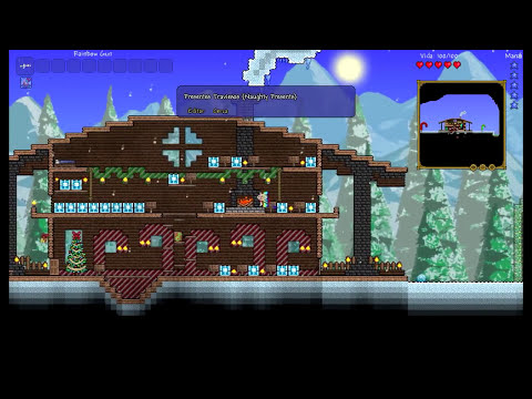 All Items Map | Mapa Para Terraria + Descarga | Terraria 1.2.2