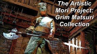Dead By Daylight| The Artistic Mori Project: Grim Matsuri Collection