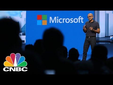 Good Day For Microsoft Bulls | Tech Bet | CNBC