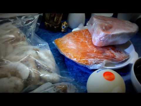 Обзор морепродуктов, доступных в Южном Казахстане