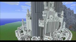 MINAS TIRITH  IN MINECRAFT!