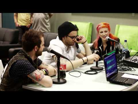 Richie T Interviews Paramore
