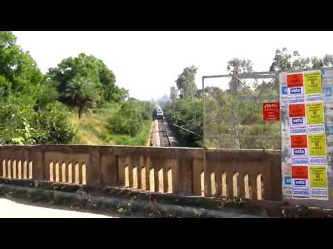 IRFCA   WDP4 leading the 18464 Bangalore Bhubaneshwar Prasanti Express