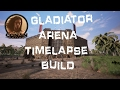 CONAN EXILES - TIMELAPSE' GLADIATOR ARENA BUILD! MP3