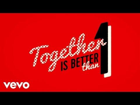 Aloe Blacc - Together (RED) (Lyric)