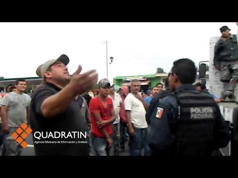 Liberan circulación en carretera libre Uruapan-Pátzcuaro