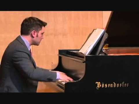 Francis Poulenc Improvisation 15 Hommage à Édith Piaf