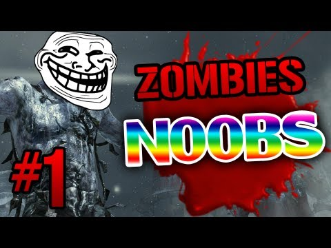 Call of Duty Black Ops Zombies: Call of the Dead – Randoms [1/3]