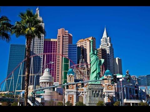 Driving the Las Vegas Strip 2015, HD, GoPro
