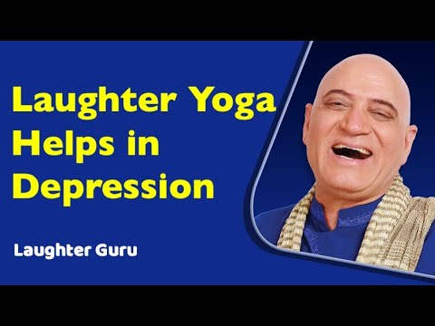 Doctors recommend Laughter Yoga for Depression