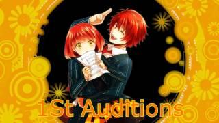 1st Audition [OPEN!!] anime studio
