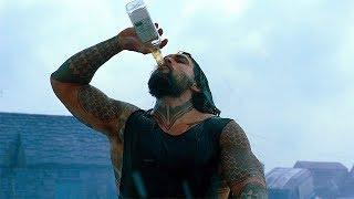 AQUAMAN Saves Fisherman - Bar Scene - Justice League (2017) Movie Clip HD