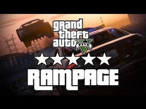 Grand Theft Auto V How to Evade 5 Star Wanted Level Easy/Quick - YouTube