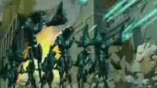Ultimate Avengers Homemade Mini Trailer