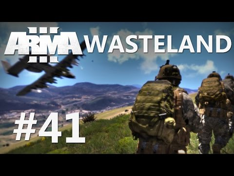Wasteland (arma 3) | Episodul 41 video