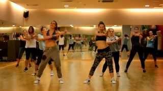 Policeman - Eva Simons - Zumba choreography Zumba with Natalia Danielczak