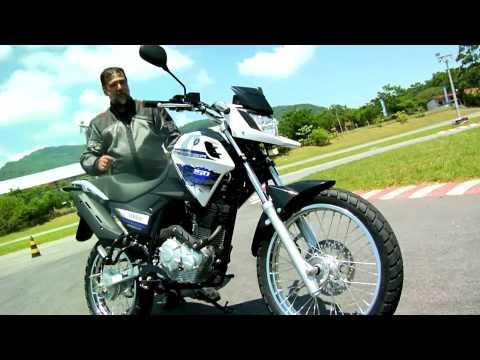 Teste Yamaha XTZ 150 Crosser