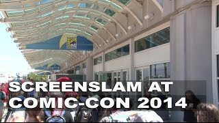 ScreenSlam at the San Diego International Comic-Con (2014)