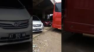 "Bengkel mobil body repair "" JAYA AUTO """