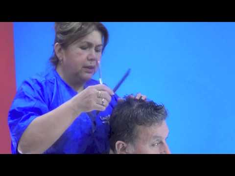 Cortes de Cabello para hombres 2 de 2 - Corte Clásico Ejecutivo - Como cortar o cabelo de um homem 2
