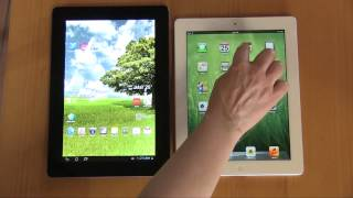 Tablet Shootout_ ASUS Transformer versus Apple's iPad 3
