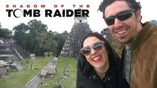 Shadow of the Tomb Raider Walkthrough Part 1 - My Trip To Mexico!!