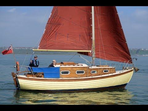 My Classic Boat. Finesse 24. 1969