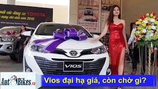 Toyota Vios đại hạ giá 85 triệu đồng, có nên mua thời điểm này?
