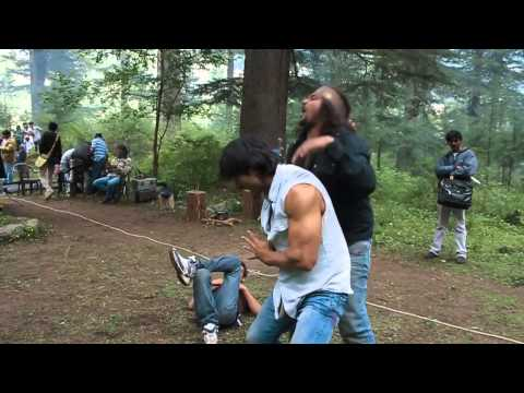 Making Of Commando Action Part 2