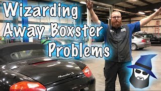 CAR WIZARD Shows the Top 5 Common Issues on 2000 Porsche Boxster