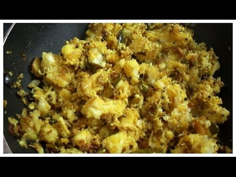 Kappa-Meen Puzhukku (Mashed Tapioca-Fish Mix) -chinnuz I Love...