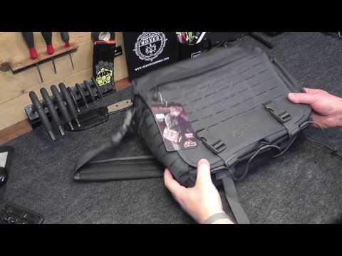 Direct Action Messenger Bag - Tactical EDC Bag