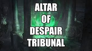 Altar of Despair Tribunal (Because why not?)