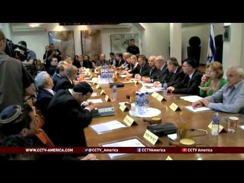 Israel's PM says Hamas kidnapped missing teens