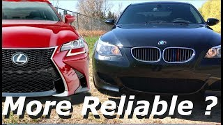 BMW Reliability Issues Compared To Lexus  And Toyota