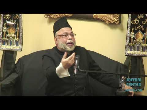 4th Muharram 2019 1441 Maulana Sadiq Hasan Majlis