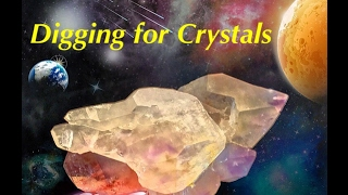 Digging Crystals in Missouri!  A GEMS Club Adventure
