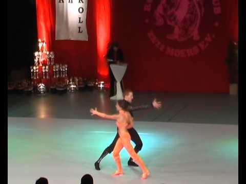 Julia Geishauser & Patrick Pfaller - Großer Preis von Deutschland 2011