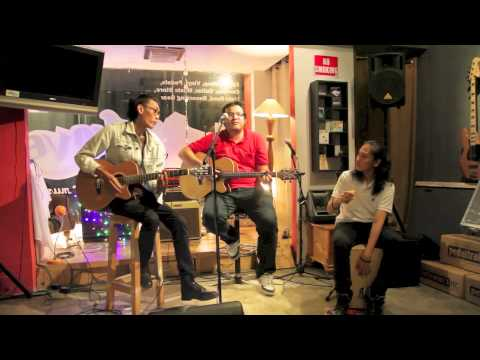 Drei - High and Dry (Cover) #AkustikAsik #90sBack