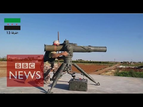 Islamic State: Syria rebels warn of backlash over US air strikes - BBC News