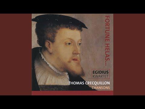 Thomas Crecquillon - Mon povre coeur
