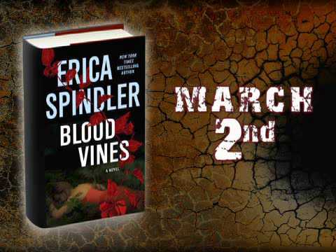Blood VInes by Erica Spindler