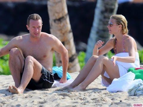 Gwyneth Paltrow Has Chris Martin's Name Monogrammed On Her Underwear